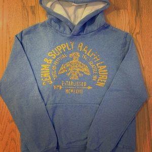 Denim & Supply Ralph Lauren Hoodie Sweatshirt